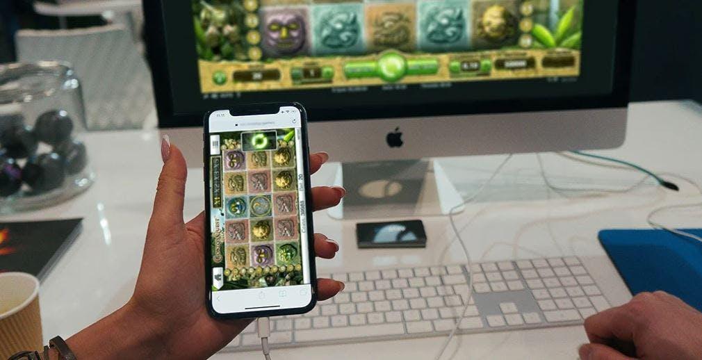 mobiel gokkasten spelen