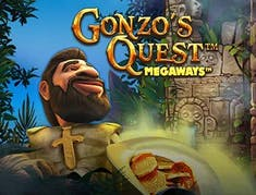 Gonzo's Quest Megaways logo