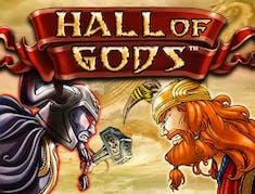 Hall of Gods logo