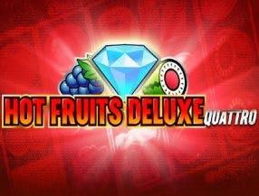 Hot Fruits Deluxe Quatro