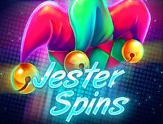 Jester Spins logo