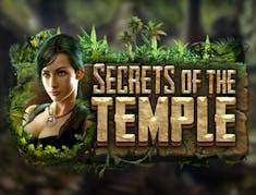 Secrets of the Temple logo