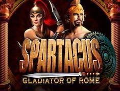 Spartacus Gladiator of Rome logo