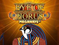 Eye of Horus Megaways logo