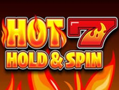 Hot 7 Hold and Spin logo