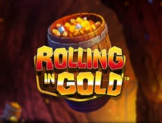 Rolling in Gold logo