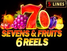 5 Super Sevens & Fruits: 6 logo