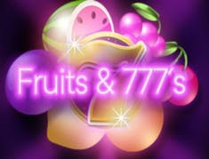 Fruits & 777's logo