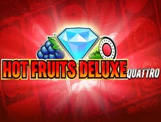 Hot Fruits Deluxe Quattro logo