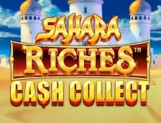 Sahara Riches Cash Collect logo