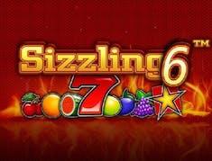 Sizzling 6 logo