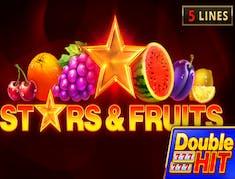 Stars & Fruits Double Hit logo