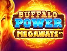 Buffalo Power Megaways logo