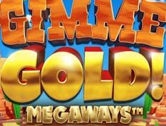 Gimme Gold! Megaways logo