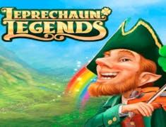 Leprechaun Legends logo