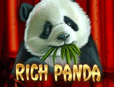 Rich panda logo
