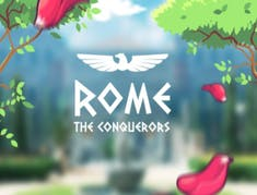Rome - The Conquerors logo