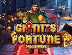 Giant's Fortune Megaways logo
