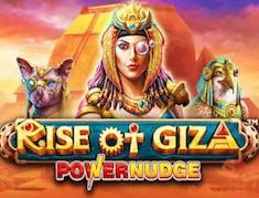 Rise of Giza PowerNudge logo