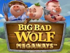 Big Bad Wolf Megaways logo